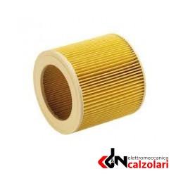 Filtro a cartuccia per aspirazione solidi liquidi | Elettromeccanica Calzolari