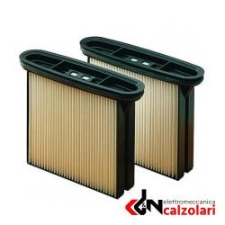 Coppia filtri per Aspiramax e Starmix | Elettromeccanica Calzolari