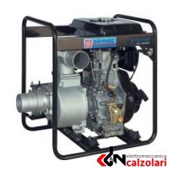 "Motopompa DIESEL HL100 CLE 4"" A/CE Speroni"