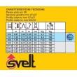 Scala scalissima alluminio 9+9 gradini Svelt | Elettromeccanica Calzolari