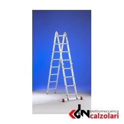Scala snodata lady plus 16 gradini Svelt | Elettromeccanica Calzolari