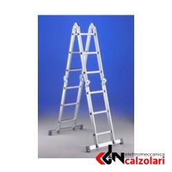 Scala snodata lady plus 12 gradini Svelt | Elettromeccanica Calzolari