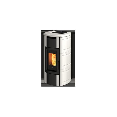 HRV 160 TOUCH Ravelli termostufa a pellet 20kw
