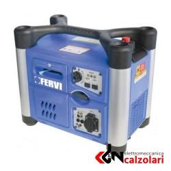 Generatore silenziato Fervi 2kVa