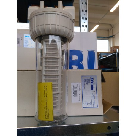 Filtro autopulente FIL27 per depuratori