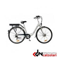 """Bicicletta a batteria da donna E-Town 26"""""""