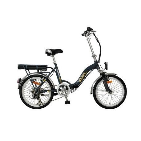 """Bicicletta Elettrica Click pieghevole 20"""""""