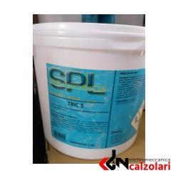 Tricloro 90% in pastiglie 200 gr (5kg)