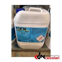 Antialghe liquido no schiuma 10 lt | Elettromeccanica Calzolari