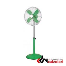 Ventilatore a piantana CROMO 40 VERDE CFG