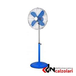 Ventilatore a piantana CROMO 40 BLU CFG