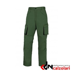 Pantaloni da lavoro DELTAPLUS TG.M