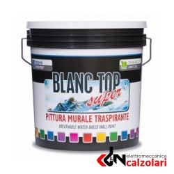 Blanc top super idropittura 14lt