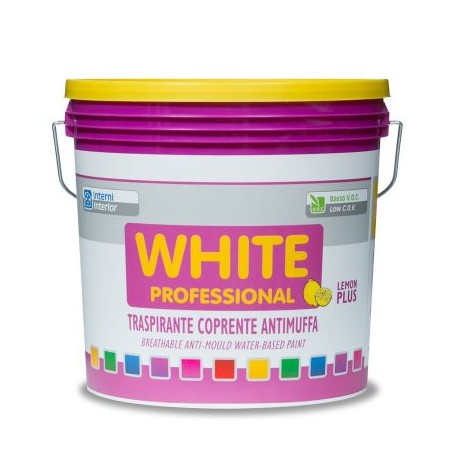 TRASPIRANTE WHITE LEMON PLUS 2.5 LT