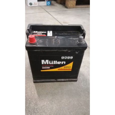 Batteria MULLER 45 AH sx