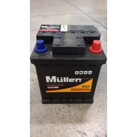 Batteria 50Ah cubetto Muller