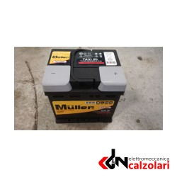 Batteria MULLER 50AH DX