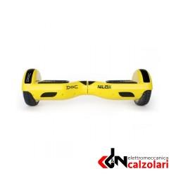 Nilox Doc Hoverboard elettrico yellow giallo