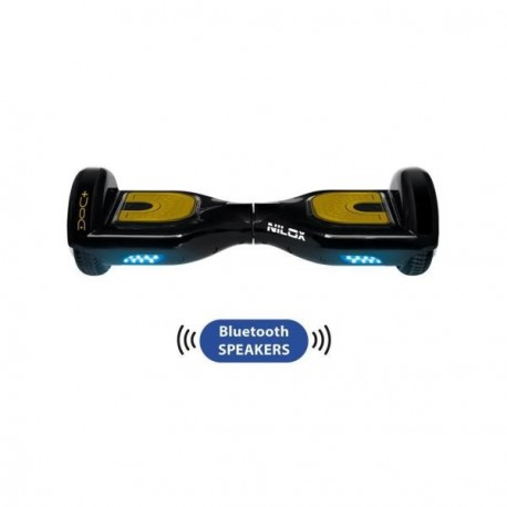 NILOX DOC N PLUS HOVERBOARD GOLD 6.5