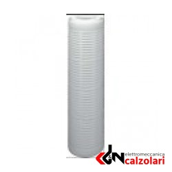 """Cartuccia CRS (rete stampata lavabile) 9"""" 3/4 60 micron GF"""
