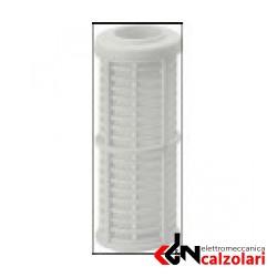 """Cartuccia CSF (cartuccia in rete lavabile) 5"""" 60 micron"""