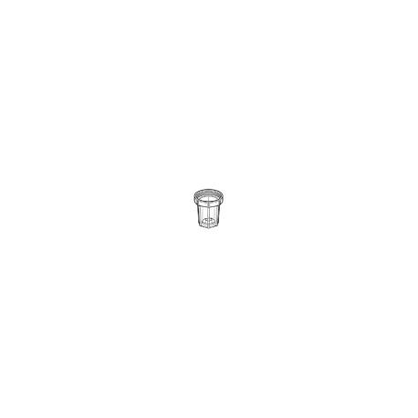 "Vaso in SAN trasparente per serie 205 h5"" GF"