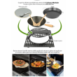 BBQ MASTER 3 SERIES CLASSIC LXS BLACK EDITION