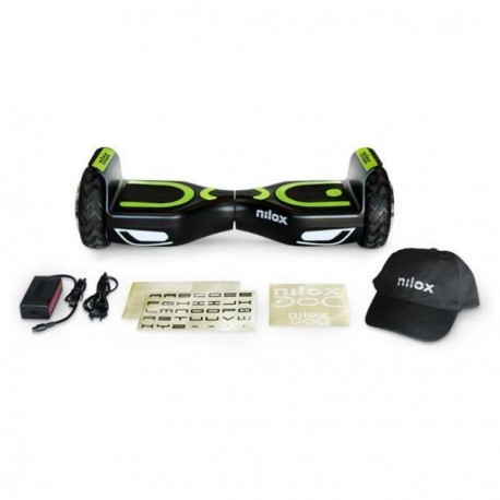 NILOX_DOC 2 HOVERBOARD BLACK-NEW