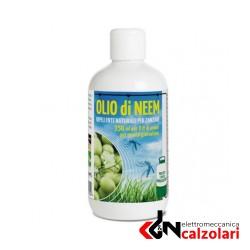 Olio di Neem, bio-insetticida