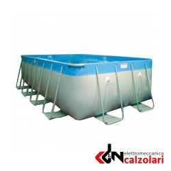 Piscina Corallo 520X275Xh122 Kit completo