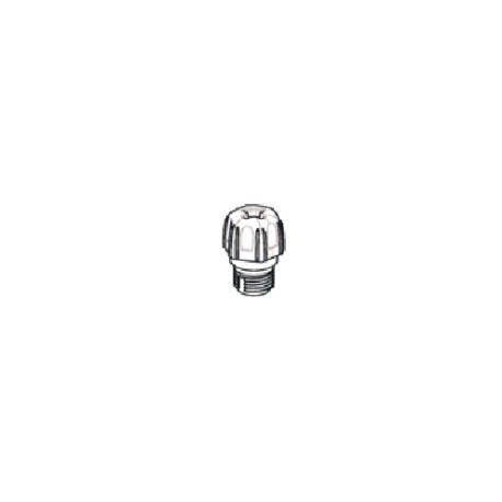 Valvola sfiato in P.P. con O-ring GF