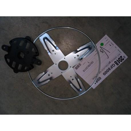 Disco per Carrello in metallo GF 5787