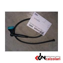 Kit tubo flessibile + doccetta azzurro 5526 Sunny Style Premium
