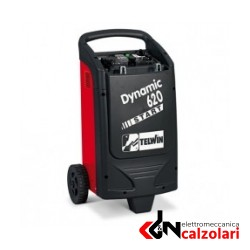CARICABATTERIE DYNAMIC 620 START 230V 12NR
