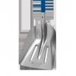 Pala da Neve Alluminio c/manico Blu Faggio Cm130 Agef