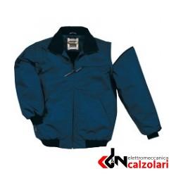 Giubbotto RENO Blu c/maniche staccabili TG.L