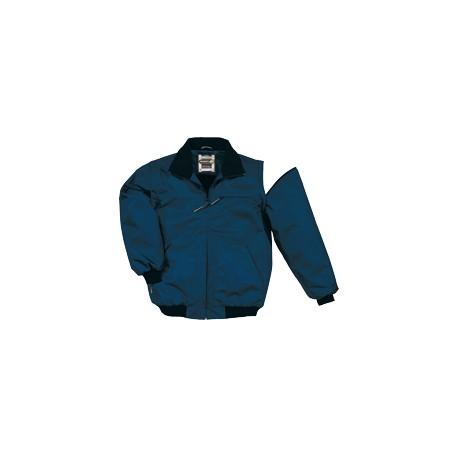 giaccone reno blu marino xxxl