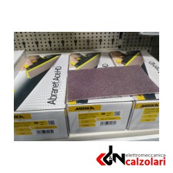 Disco abrasivo GR.40 ABRANET ACE HD 81X133mm