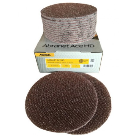 ABRANET ACE HD 150MM GRIP P120 5/CONF