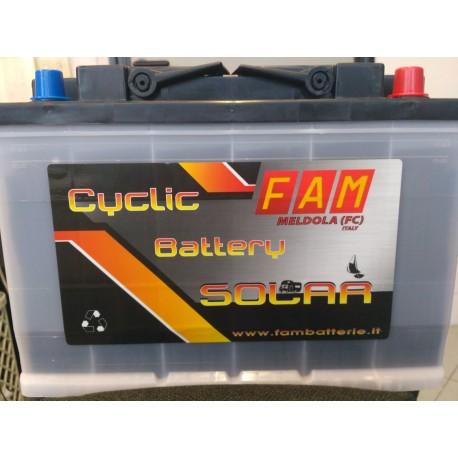Batteria trazione/servizi BT120TRZ Solar