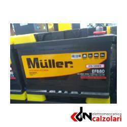 BATTERIA MULLER EFB80 (START-STOP)