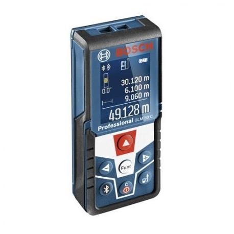 Distanziometro laser Bosch GLM50C Professional