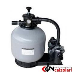 MONOBLOCCO BOBINATO 10mc/h POMPA 0.75HP