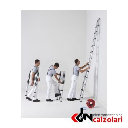 SCALA ULTRACOMPATTA XTEND LIGHT 9 GR.