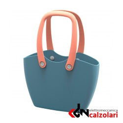 BORSA FOR LIVING BAG BLU
