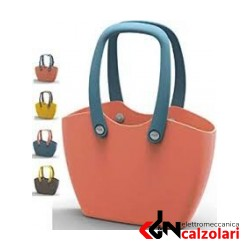 BORSA FOR LIVING BAG SALMONE