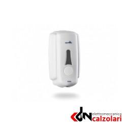 Dispenser disinfettante/sapone T-SMALL 800ML WHITE FOAM