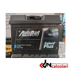 Batteria AUTOPART 50AH 460A