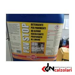 Lavapavimenti PAV STOP LT.5 limone/lavanda