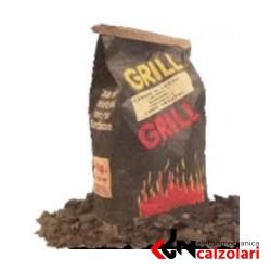 Carbone di legna SPECIALE PER GRIGLIA 5kg